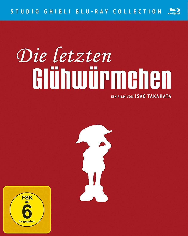 [Prime Day] Die letzten Glühwürmchen (Studio Ghibli Blu-ray Collection) [Blu-ray]