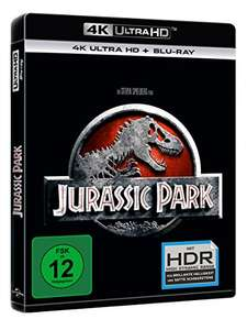 Amazon Prime Day: Jurassic Park (4K Ultra HD) (+ Blu-ray)