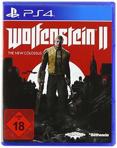 (Prime Day) Wolfenstein II: The New Colossus PS4/XBOXONE