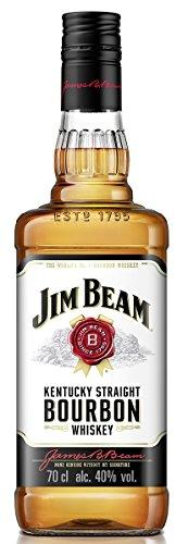 [Amazon Prime] Jim Beam Weiß Kentucky Straight Bourbon Whisky 40% Vol (1 x 0.7 l)