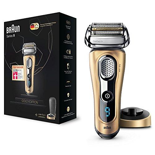 Zum PrimeDay: Braun Series 9 Gold Edition 48% günsiger - & 40€ Cashback!