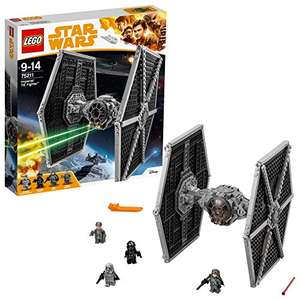 Lego Star Wars - Imperial TIE Fighter (75211) - Prime Day