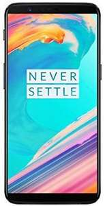 Oneplus 5t 64 GB, Midnight Black, 6GB RAM [Amazon Prime Day]