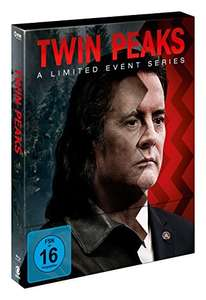 Amazon Prime Day: Twin Peaks A Limited Event Series - Limited Special Blu-ray Edition