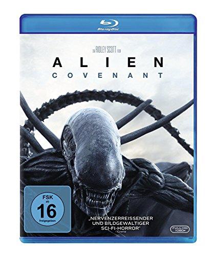 [Amazon Prime Day] Alien: Covenant (Blu-ray)