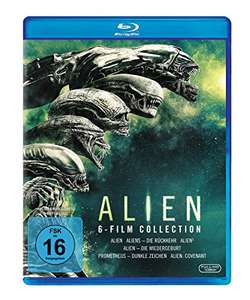 [Amazon Prime Day] Alien 1-6  Collection (Blu-ray)