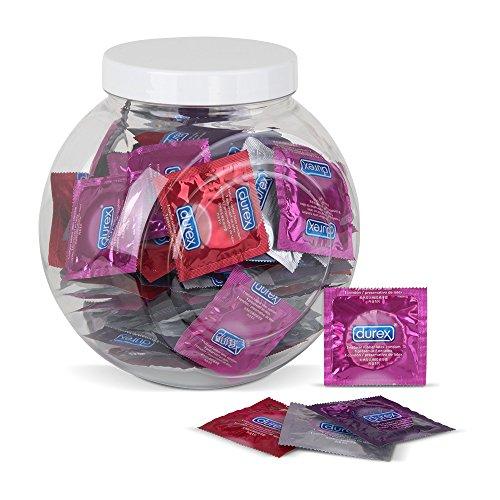 Prime Day Angebot: Durex Fun Explosion Kondome 80 Stück