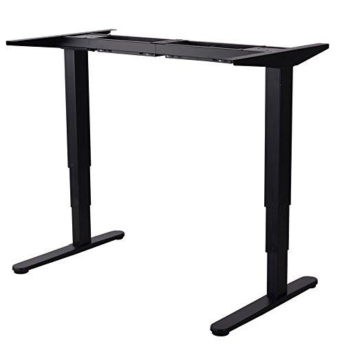 Flexispot E5B - elektronisch höhen verstellbares Tischgestell (62-125cm)