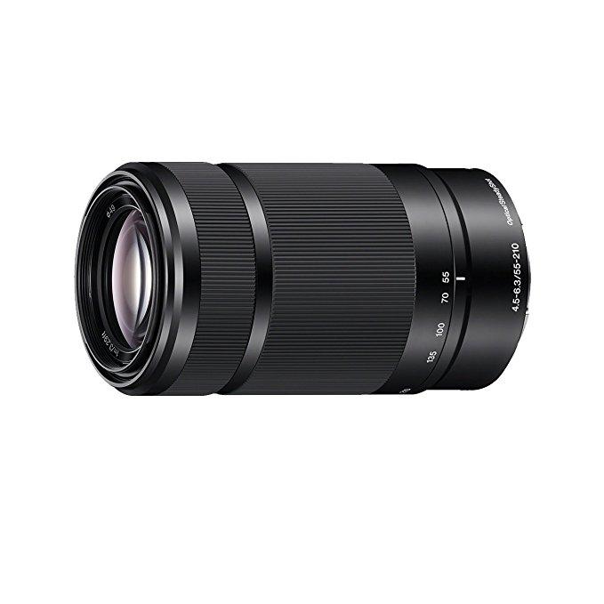 [Amazon Prime] Sony SEL-55210 Objektiv. 30€ Cashback von Sony möglich