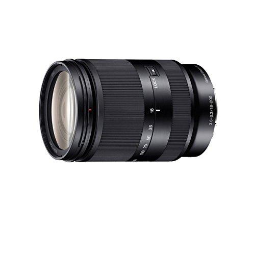 Sony SEL-18200LE Zoom-Objektiv [Amazon.de Primeday] - Incl. 60€ Cashback
