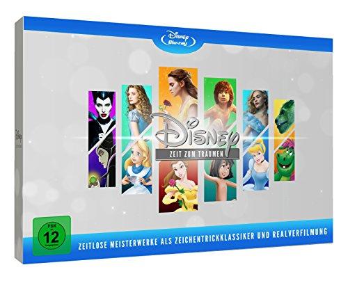 Amazon Prime Day / Disneys zeitlose Meisterwerke (Animation & Live Action) [Blu-ray] [Limited Edition] für 49€
