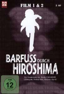 [Amazon Prime] Barfuß durch Hiroshima 1 & 2 (DVD/OmU)