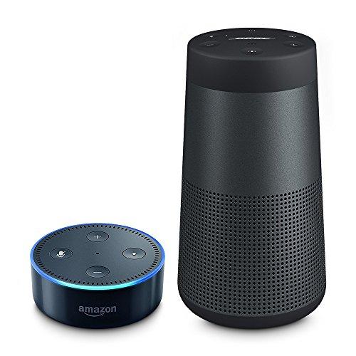 Bose SoundLink Revolve inkl. Amazon Echo Dot für 172,90€ (Amazon Prime Day)