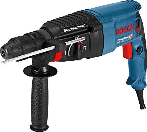 Amazon Prime Day Bosch Blau Professional Bohrhammer GBH 2-26 F (830 Watt, Wechselfutter SDS-plus, Schlagenergie: 2,7 J, in L-Boxx)