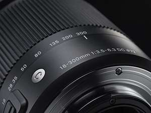 [Amazon Prime Day] Sigma DC Makro OS HSM 18-300mm F3,5-6,3 Objektiv (72mm Filtergewinde) Canon