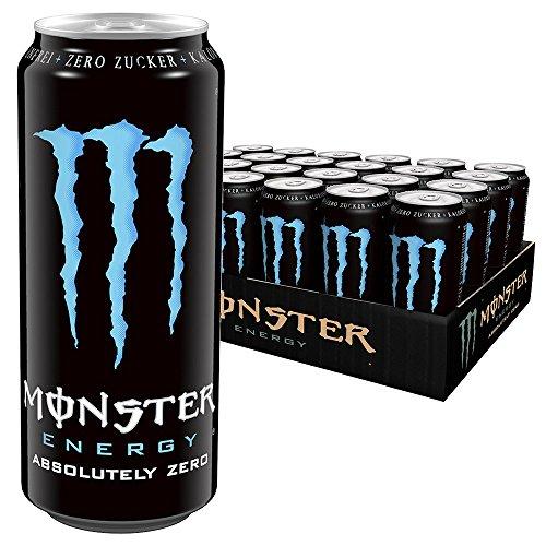 [Prime Day] Verschiedene Monster Energy Drinks im 24er Karton (zzgl. Pfand)