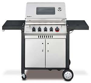 (Amazon Prime Day!) Enders BBQ Gasgrill MONROE 3 SIK Turbo und weitere Grills im Angebot