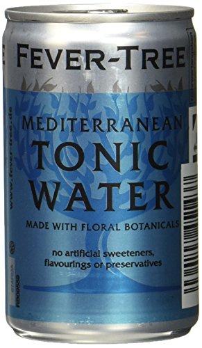 Fever-Tree Mediterranean / Indian Tonic 3x8 Dosen vom Amazon-PrimeDay