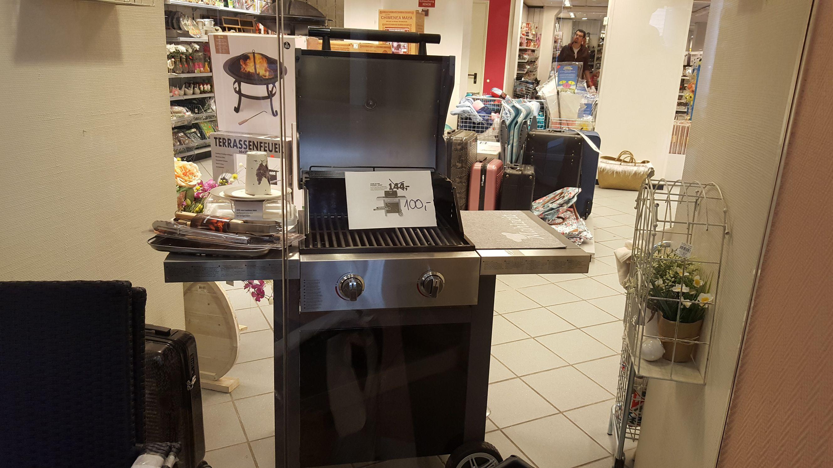 [Lokal Xenos Bielefeld] Jamie Oliver Home 2 Gasgrill