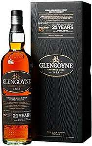 [Amazon Prime Day] Glengoyne 21 Jahre Single Malt Whisky (0.7L)