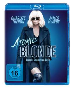 Atomic Blonde (Blu-ray) & Planet der Affen: Survival (Blu-ray) für je 7,97€ (Amazon Prime Day)