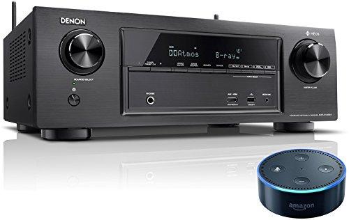 Denon AVR X1400H + Echo Dot Bundle