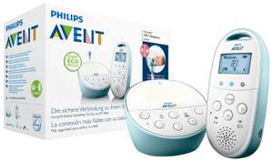 Philips Avent SCD560/00 DECT Babyphone, blau [Amazon prime Day] mit Assistant
