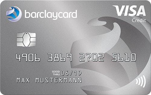 Kostenlose Barclaycard New Visa mit 50 Euro Startguthaben (Amazon Prime Day)