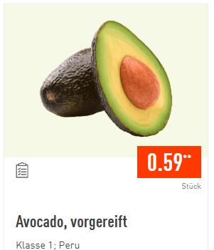 [Aldi Nord bundesweit] Avocados für 0,69€ das Stück