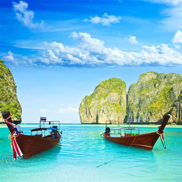Flüge: Thailand [September - März] - Hin- und Rückflug mit Etihad Airways von Frankfurt, München und Düsseldorf nach Phuket ab nur 479€ inkl. Gepäck