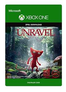 FREE Unravel [Vollversion] [Xbox One - Download Code] @AMAZON.DE