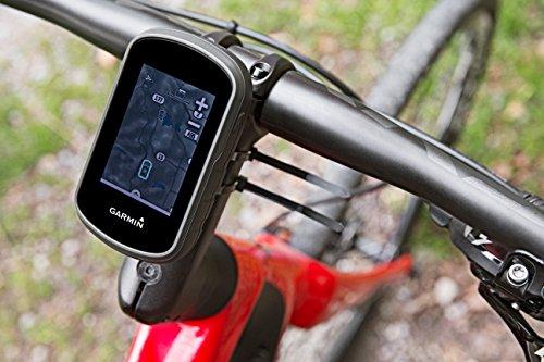 Garmin eTrex Touch 35 Fahrrad-Outdoor-Navigationsgerät - mit vorinstallierter Topoactive Karte, Smart Notifications und barometrischem Höhenmesser - NUR amazon PRIME!
