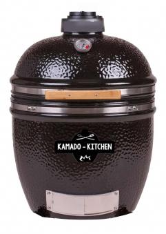 (edinger) Keramikgrill Kamado Kitchen Einbau 480E Grill BBQ