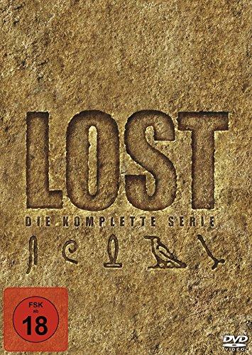 Lost - Die komplette Serie (37 DVDs) für 29,97€ & My name is Earl Complete Box (DVD) für 23,97€ (Amazon Prime Day)