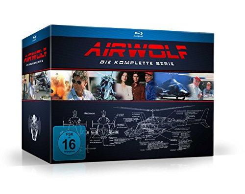 Airwolf - Die komplette Serie (Blu-ray) für 54,97€ (Amazon Prime Day)