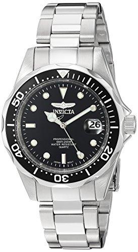 [Amazon Prime] Invicta 8932 Pro Diver Unisex Uhr, 37mm Gehäuse, 200m wasserdicht, Quarz + 72 weitere Uhren mit Extrarabatten