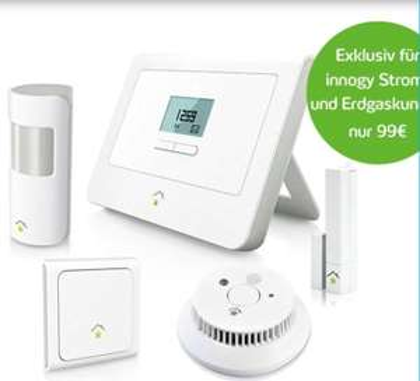 [innogy-Kunden] SmartHome Paket Sicherheit