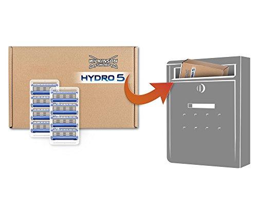 [Prime] Wilkinson Sword Hydro 5 Rasierklingen, 8 Stück, briefkastenfähige Verpackung