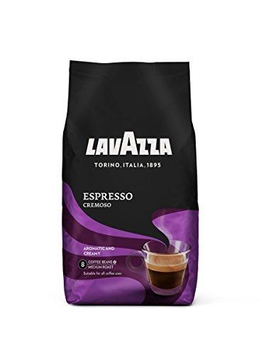 Lavazza Espresso Cremoso 9,99 1 kg Packung Kaffee (Amazon Prime) Espresso Perfetto 12,99