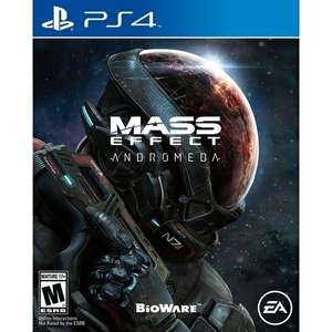 Mass Effect: Andromeda (PS4) für 11,98€ & Rocket League Key (Xbox One) für 7,99€