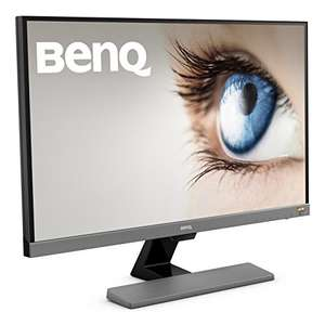 [PRIME DAY] BenQ EW277HDR 68,58 cm (27 Zoll) Eye-Care LED Monitor (1920 x 1080 Pixel, Full HD, Rec. 709, DCI-P3, HDR Mode, AMVA+ Panel) Grau