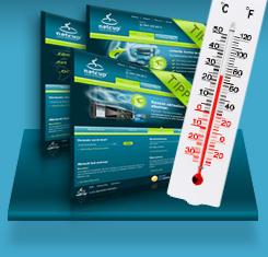 netcup Webhosting 4000 Sommer 2018 – -50% bei über 25°C = € 3,99 / Monat dauerhaft