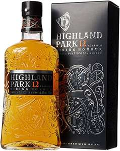 Highland Park 12 Single Malt (1 x 0.7 l) für 27,49€ Amazon Prime Day