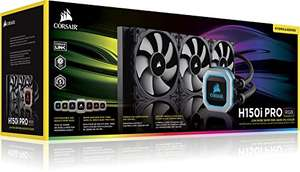 Corsair H150i Pro RGB (360mm Radiator)
