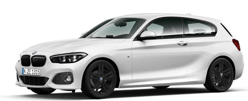 BMW Leasing 118 i 3-Türer Edition M Sport Shadow 18 Zoll LED Limousine inkl. Service [Privat & Gewerbe] 199€/Monat [LF 0,61]