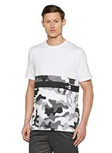 [Prime Plus  Produkt] Under Armour T-shirt - Camo - (weiß/schwarz)