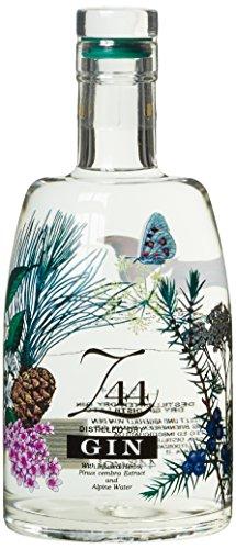 Roner Z44 Distilled Dry Gin 0,7l [Amazon Prime]