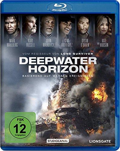 Deepwater Horizon [Blu-ray] [Amazon Prime]