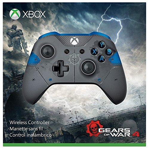 Xbox One S Wireless Controller (Gears of War 4 JD Fenix Limited Edition) für 38,77€ (Amazon FR)