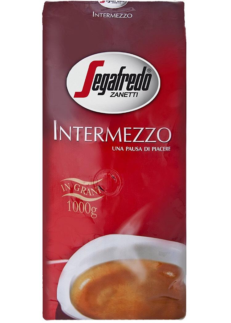 Segafredo Intermezzo Kaffeebohnen beim Amazon Prime Day